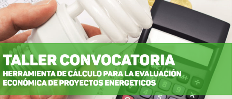 Convocatoria - Taller Herramienta de calculo
